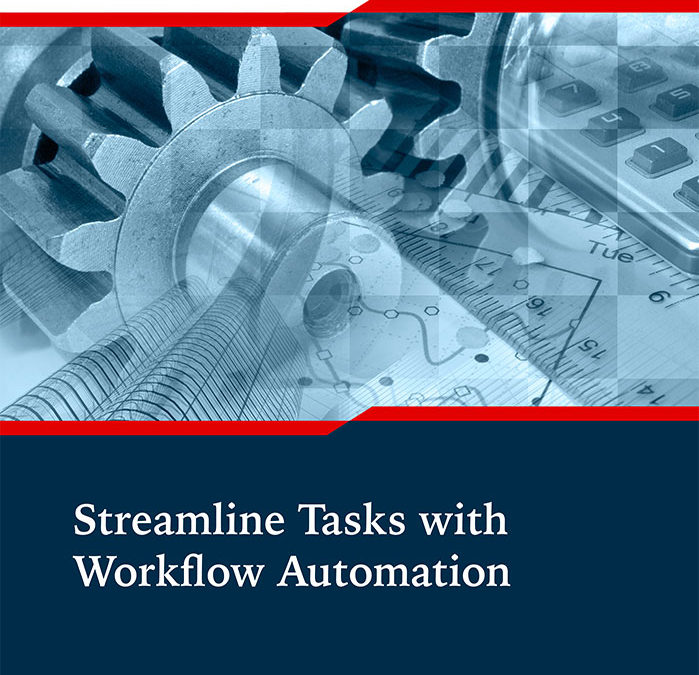 By cleaning up your workflow through workflow automation, you're able to increase the speed, visibility, and organization of your business